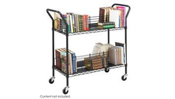 Book & Library Carts