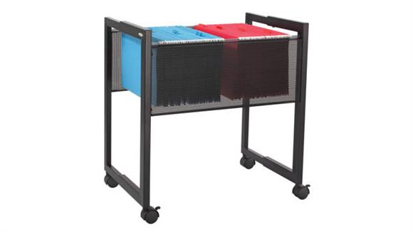 Mobile File Cabinets Safco Office Furniture Steel Adjustable Mobile File
