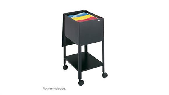 Mobile File Cabinets Safco Office Furniture Letter Size Mobile File