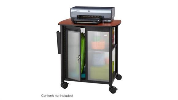 Mobile File Cabinets Safco Office Furniture Personal Mobile Storage Center