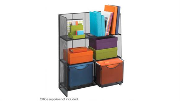 Storage Cubes & Cubbies Safco Office Furniture Onyx™ Fold-Up Shelving
