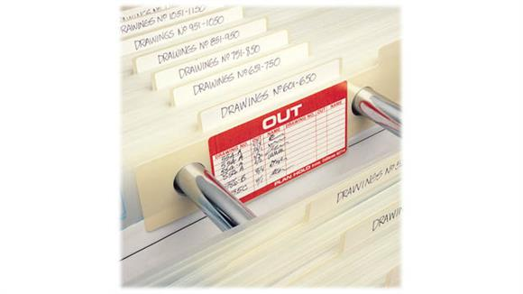 Office Organizers Safco Office Furniture Index/Out Guides for MasterFile 2