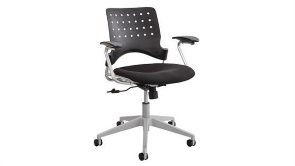 Office Chairs Safco Office Furniture Task Chair Square Back