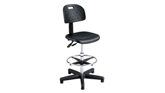 Office Chairs Safco Office Furniture Soft Tough™ Deluxe Workbench Chair