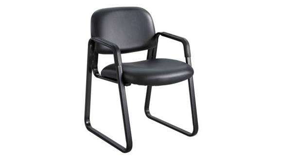 Side & Guest Chairs Safco Office Furniture Urth™ Sled Base Guest Chair