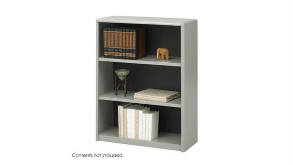 Bookcases Safco Office Furniture 3-Shelf ValueMate® Economy Bookcase