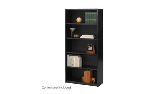 Bookcases Safco Office Furniture 5-Shelf ValueMate® Economy Bookcase