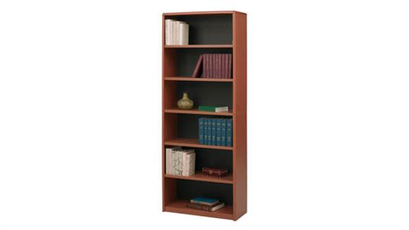 Bookcases Safco Office Furniture 6-Shelf ValueMate® Economy Bookcase