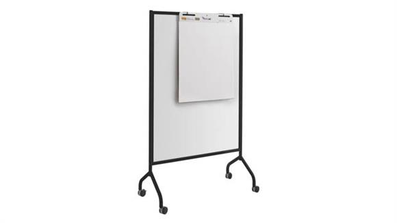 "Privacy Screens Safco Office Furniture Full Whiteboard Privacy Screen, 42"" x 72"""