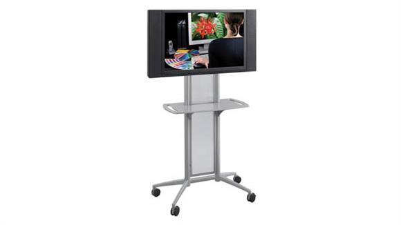 AV Carts Safco Office Furniture Flat Panel TV Cart