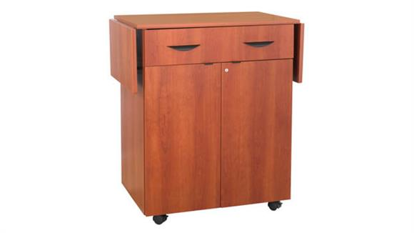 Hospitality Carts Safco Office Furniture Hospitality Service Cart