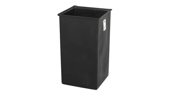 Waste Baskets Safco Office Furniture 36 Gallon Plastic Liner
