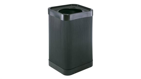 Waste Baskets Safco Office Furniture At-Your-Disposal® Receptacle