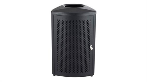 Waste Baskets Safco Office Furniture Nook™ Indoor Waste Receptacle