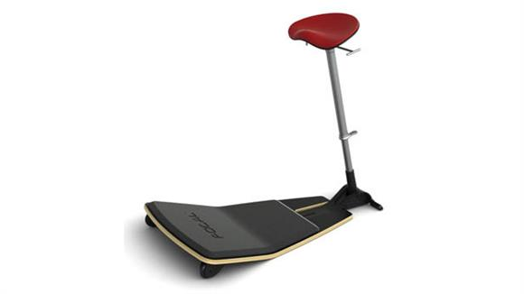Active - Balance - Wobble Stools Safco Office Furniture Locus™ Seat by Focal Upright™