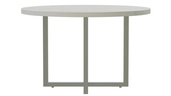 """Conference Tables Safco Office Furniture 48"""" Round Conference Table"""