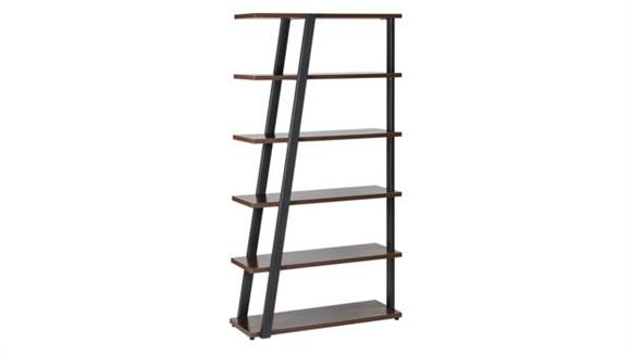 Bookcases Safco Office Furniture 5 Shelf Bookshelf