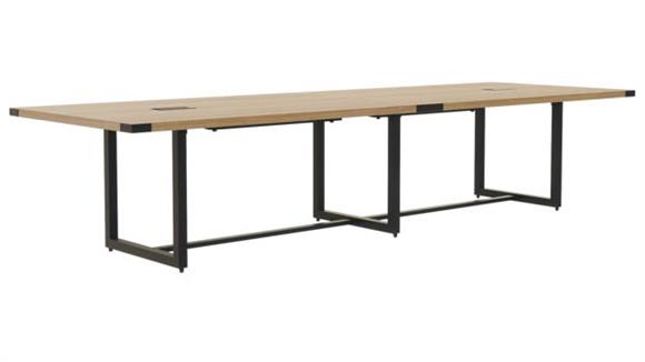 Conference Tables Safco Office Furniture 12' Conference Table, Sitting-Height