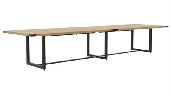 Conference Tables Safco Office Furniture 14' Conference Table, Sitting-Height