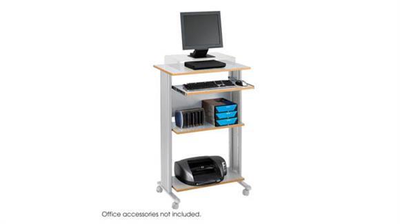Standing Height Desks Safco Office Furniture Muv™ Stand-up Desk