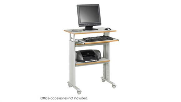 Adjustable Height Desks & Tables Safco Office Furniture Muv™ Stand-up Adjustable Height Desk