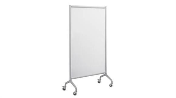 "White Boards & Marker Boards Safco Office Furniture Screen Whiteboard 36"" x 66"""