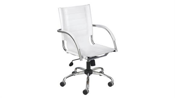 Office Chairs Safco Office Furniture Managers Chair  Leather