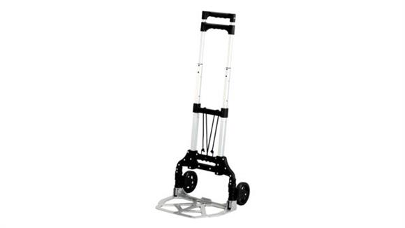 Hand Trucks & Dollies Safco Office Furniture Stow and Go Cart™