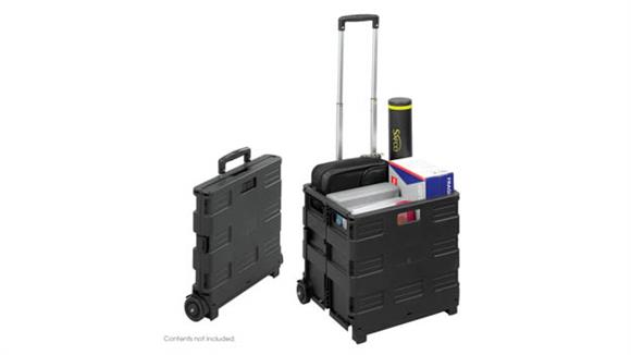 Hand Trucks & Dollies Safco Office Furniture STOW AWAY® Crate