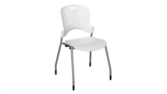 Stacking Chairs Safco Office Furniture Sassy® Stack Chair (Qty. 2)