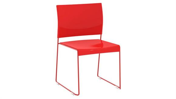 Stacking Chairs Safco Office Furniture High Density Stack Chair (Qty. 4)