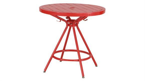 Patio Tables Safco Office Furn CoGo™ Steel Outdoor/Indoor Table