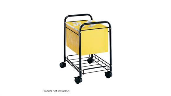 Mobile File Cabinets Safco Office Furniture Mobile Desk-Side File