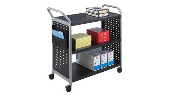 Utility Carts Safco Office Furniture Utility Cart