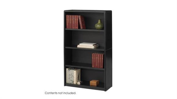 Bookcases Safco Office Furniture 4-Shelf ValueMate® Economy Bookcase