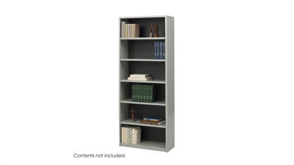 Bookcases Safco Office Furniture 6-Shelf ValueMate® Economy Bookcase