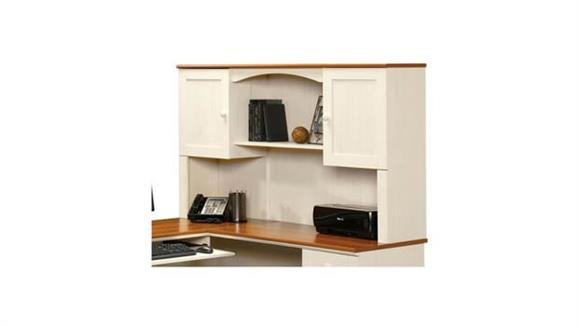 Hutches Sauder Hutch for Corner Computer Desk