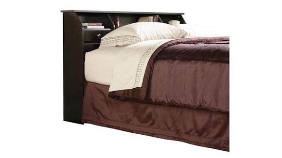 Headboards & Footboards Sauder Full / Queen Sized Bookcase Headboard