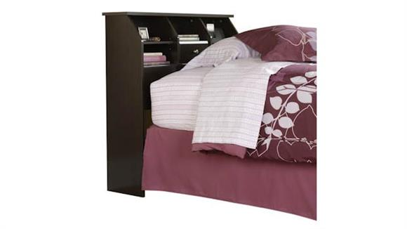 Headboards & Footboards Sauder Twin Sized Bookcase Headboard