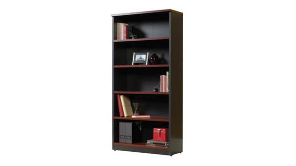 Bookcases Sauder 5 Shelf Bookcase