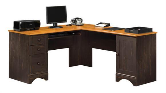 Corner Desks Sauder Corner Computer Desk