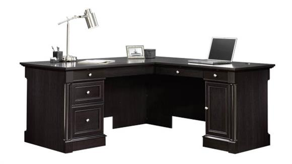 L Shaped Desks Sauder L Shaped Desk