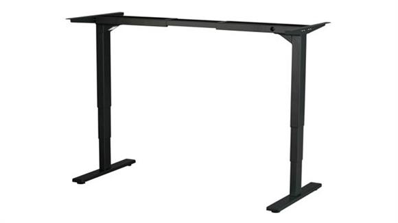 Adjustable Height Tables Safco Office Furniture Electric Height-Adjustable Table Base