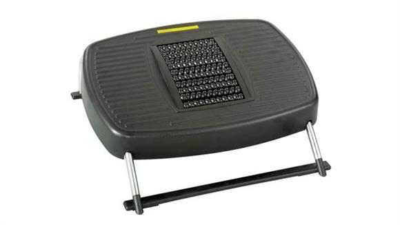 Desk Accessories Safco Office Furniture Stress Buster™ Massaging Footrest