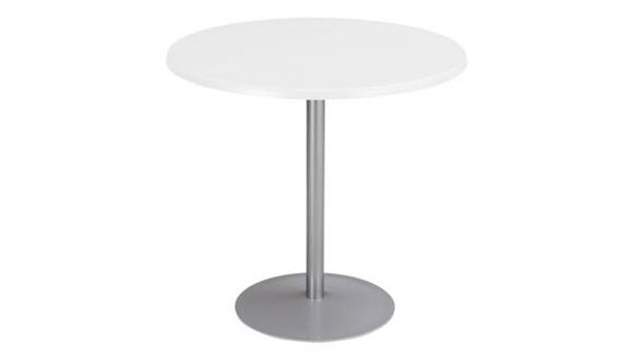 Pub & Bistro Tables Safco Office Furniture Entourage™ Table Base
