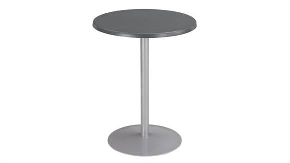 "Pub & Bistro Tables Safco Office Furniture Entourage™ Tabletop - 24"" Round"