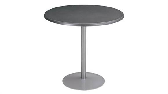 "Pub & Bistro Tables Safco Office Furniture Entourage™ Tabletop - 32"" Round"