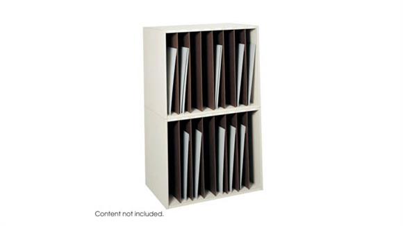 Magazine & Literature Storage Safco Office Furniture Art Rack