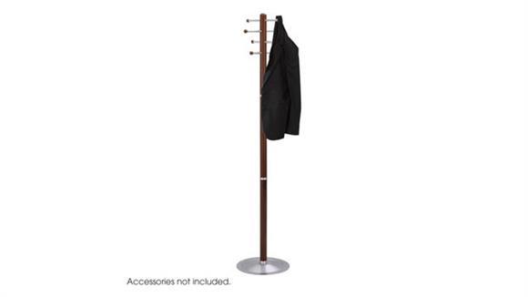 Coat Racks & Hall Trees Safco Office Furniture Coat Tree