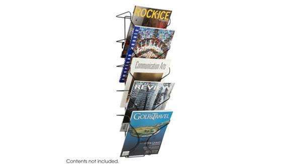 Magazine & Literature Storage Safco Office Furniture Wire Wall Display 5 Pocket